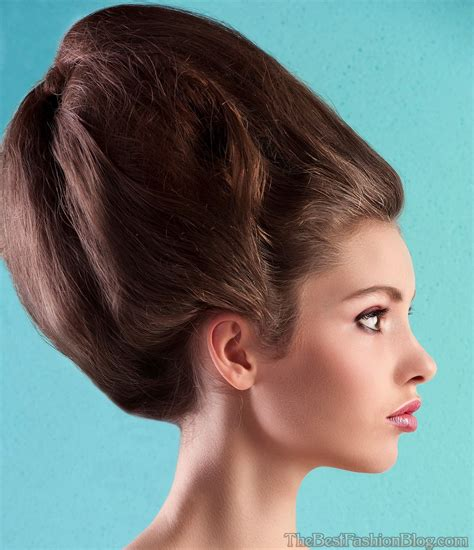 beehive bouffant hairstyles are in style 2019