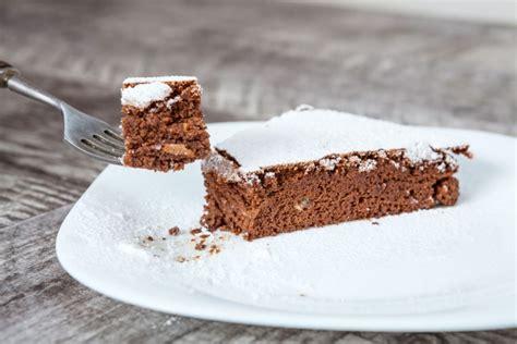 torta de chocolate  caraotas negras sin harina cocina