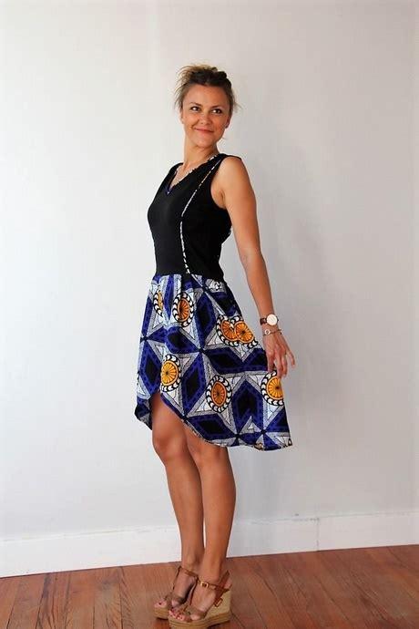 modele wax femme model robe wax 2018