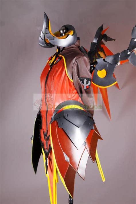 custom cheap overwatch devil mercy full armor cosplay