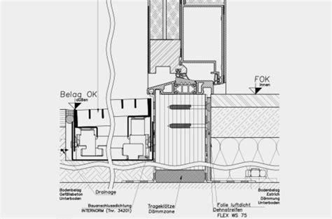 detail architektur eingangsbereich mit rigol blick beziehung architektur internorm