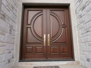 wooden entry door portes d39entree en bois www With porte entrée bois