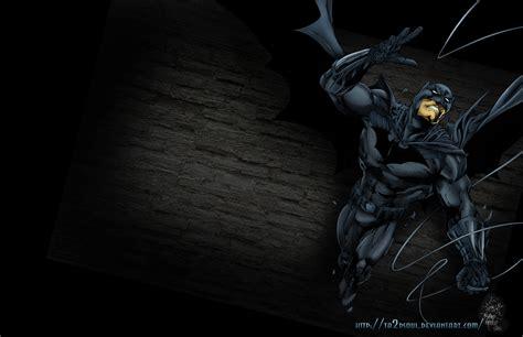 batman wallpaper  tadsoul  deviantart