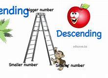 HD wallpapers ascending and descending order worksheets for grade 1 ...