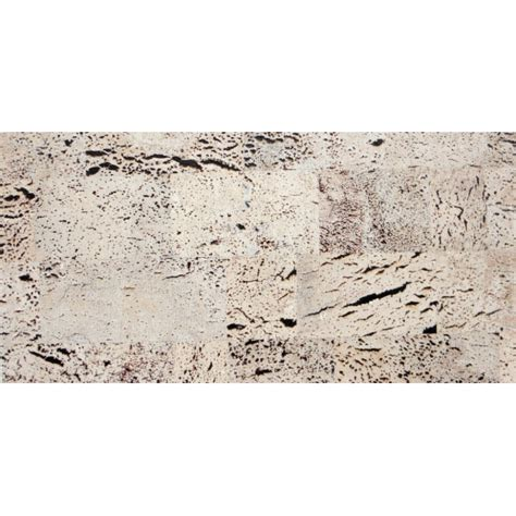 decorative cork wall tiles europa pb 3x300x600mm package