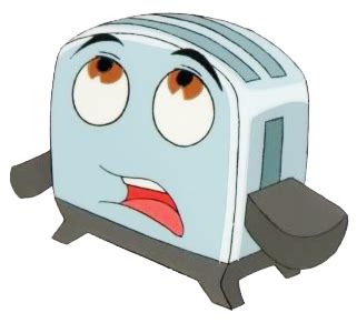 the brave toaster characters toaster fictional characters wiki fandom powered by wikia