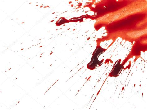 Dripping Blood — Stock Photo #14760417