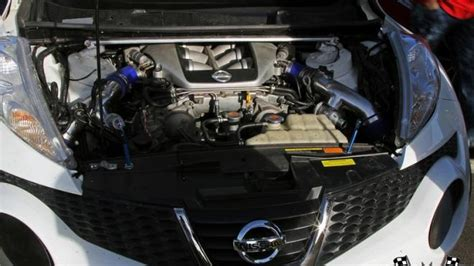 custom nissan juke    hp gt  engine video