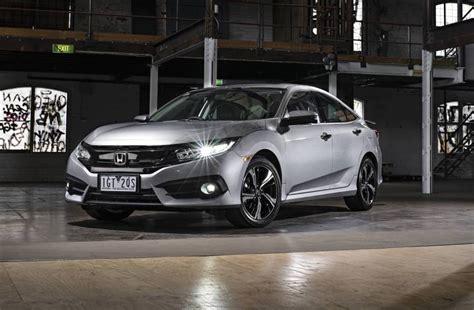 2017 honda civic sedan 2017 honda civic sedan on sale in australia in june 1 5