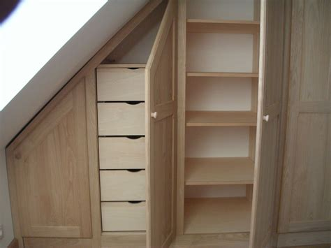 armoire sous pente sweet home sweet attic bedrooms and armoires