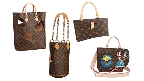 history  louis vuittons handbag collaborations vanity fair