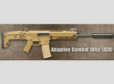 Remington to Sell Civilian ACR Rifle in Early 2010 « Daily