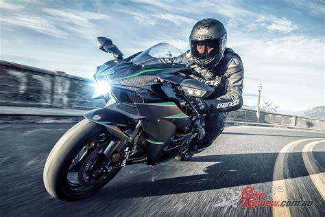 Kawasaki H2 2019 by Model Update 2019 Kawasaki H2 H2r H2 Carbon Bike Review