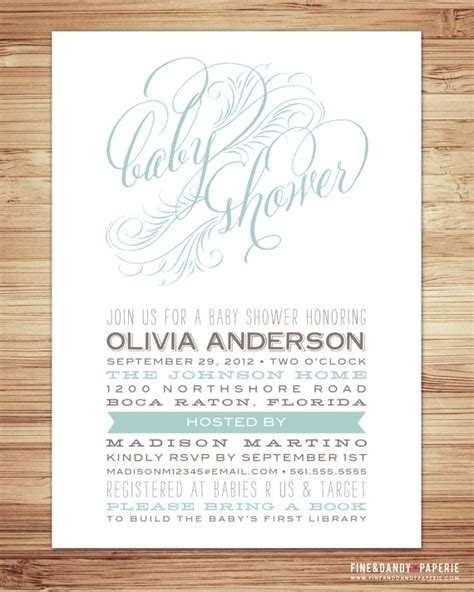 simple baby shower invitations baby shower invites 10 handpicked ideas to discover in