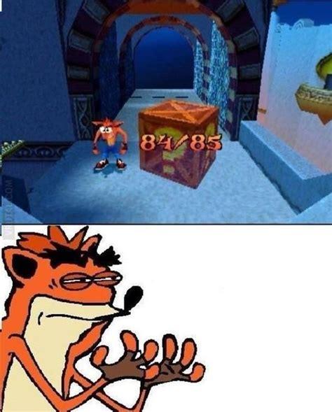 Crash Bandicoot Meme - 7cc jpg