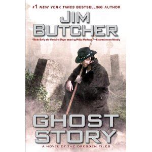 Ghost Story Dresden Files book review ghost story and the dresden files series