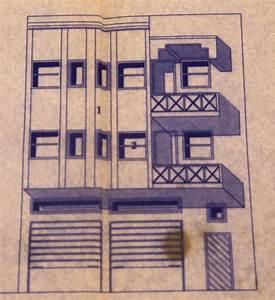 plan de maison r+2 maroc
