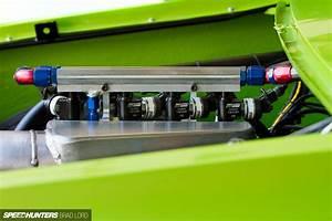Mazda R100 Drag Racing Race Hot Rod Rods Engine G