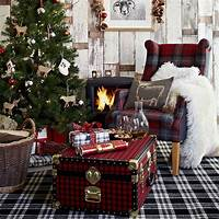 country christmas decorations 33 Best Christmas Country Living Room Decorating Ideas ...