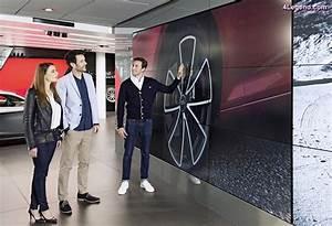 Concessionnaire Audi Paris : audi city paris le showroom digital au c ur de paris ~ Gottalentnigeria.com Avis de Voitures