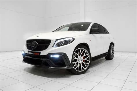 The brabus front spoiler lip attaches to the lower part of the front bumper and lends the suv an even more distinctive face. BRABUS 850 Mercedes-Benz W292 GLE63 AMG | BENZTUNING