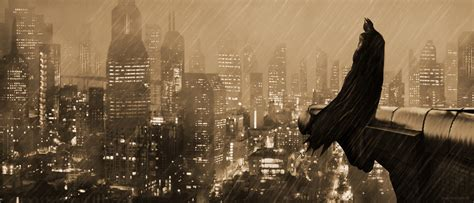 gotham city wallpaper  wallpapergetcom