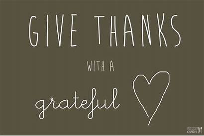 Grateful Thanks Heart Give Am Gimmesomeoven Thanksgiving