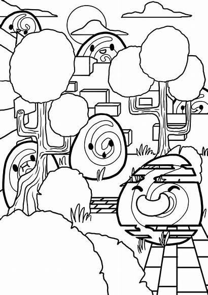Slime Coloring Rancher Pages Colouring Printable Darling