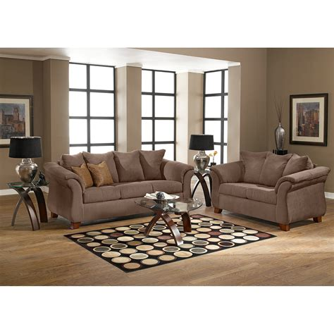 Living Room Settee Furniture by Adrian Sofa Taupe Value City Furniture