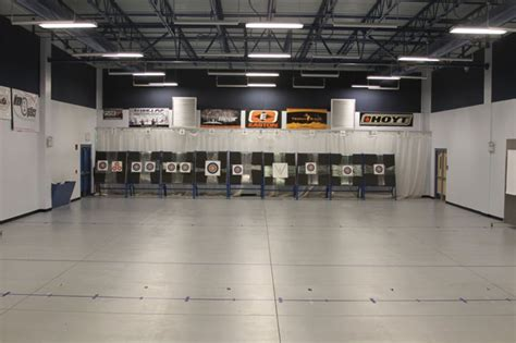 indoor archery range easton newberry sports complex