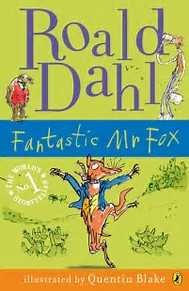 Image result for fantastic mr fox book cover