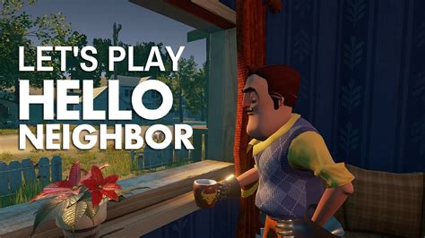 what lies below let s play hello neighbor part 2