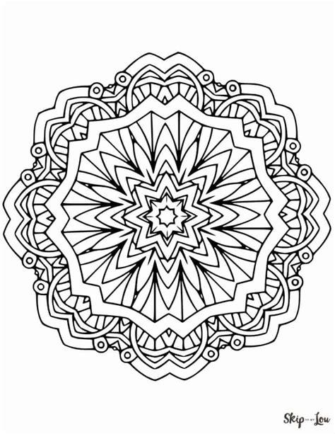 mandala coloring pages free beautiful free mandala coloring pages skip to my lou