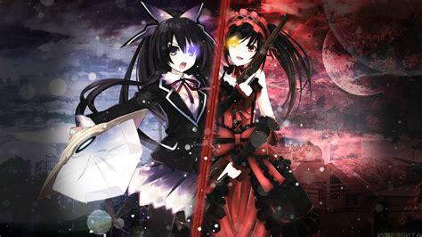 Date A Live Anime Wallpaper - anime anime tokisaki kurumi date a live yatogami