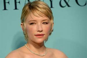 Haley Bennett At tiffany & co. 2017 blue book collection ...