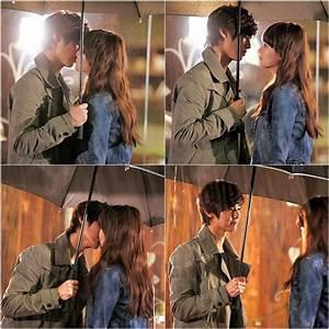 CNBlue's Kang Min Hyuk & Oh Yeon Seo Romantic Umbrella ...