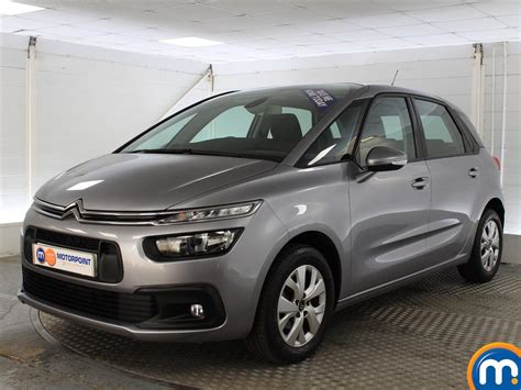 Citroen Used Cars by Used Citroen C4 Picasso Cars For Sale Second