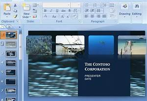 Text Features Powerpoint Multimedia Choreography Powerpoint Template
