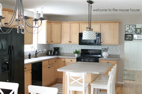 wallpaper backsplash in kitchen easy kitchen backsplash 30 target wallpaper 6968