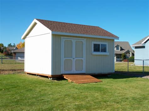 12x16 shed cost 12x16 gable building grizzly building company inc in