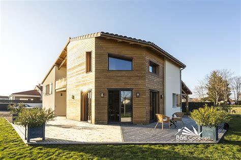 maison ossature bois en kit aquitaine ventana