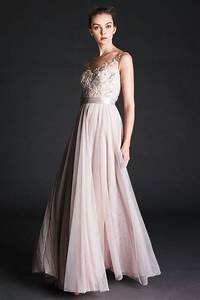 Watters bridesmaid dresses style lucca 6314i lucca for Watters wedding dress prices