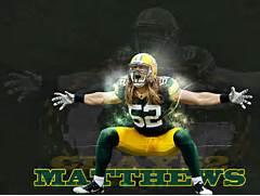 Clay Matthews 52 by Ol...