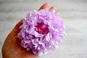 Fleur En Papier De Soie : mon mariage boh me la d co maman tout faire ~ Nature-et-papiers.com Idées de Décoration