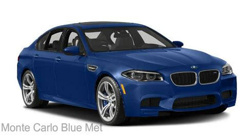 Bmw M5 Colors by Wow 2018 Bmw M5 Colors