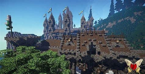 kingdom  cial server spawn minecraft building
