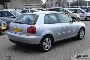 Audi A3 1999 : audi a3 1 9 1999 auto images and specification ~ Medecine-chirurgie-esthetiques.com Avis de Voitures