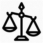 Justice Icon Scales Law Icons Court Scale