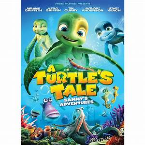 A Turtle'sTale: Sammy's Adventures DVD Review & Giveaway