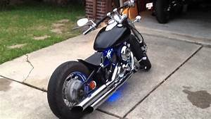 2000 V-star 650 Bobber